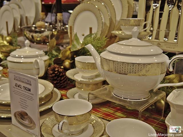 Dankotuwa Jewel Cream Dinnerware Fine Porcelain