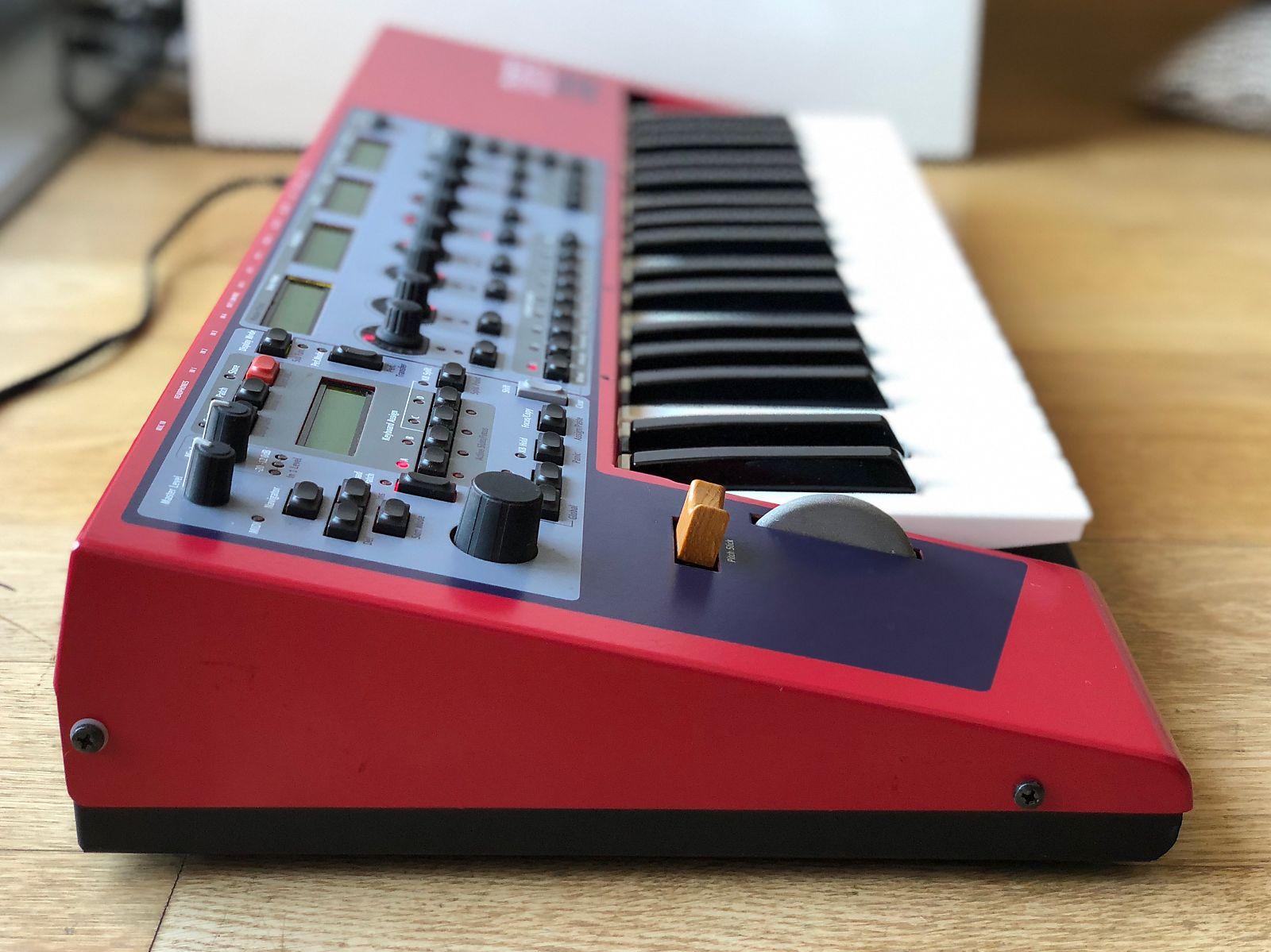 matrixsynth nord modular g2 keyboard modular synthesizer. Black Bedroom Furniture Sets. Home Design Ideas