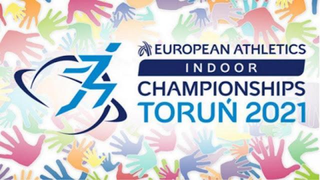 Campeonato de Europa masculino en pista cubierta 2021 (Torun, Polonia) - Óscar Husillos campeón de 400m