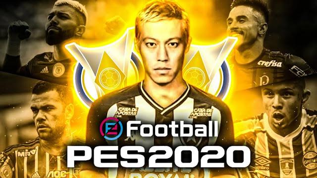 Frank Patch 2020 Season 2019-2020 PES 2018 XBOX 360