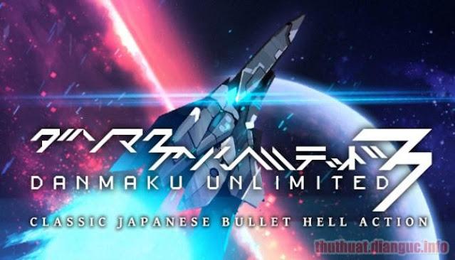 Download Game Danmaku Unlimited 3 Full Crack