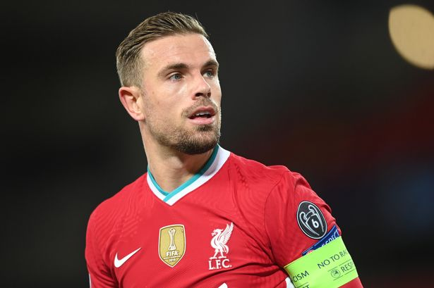 """No-one is going to do us any favours and we're not looking for any"" - Jordan Henderson"