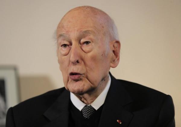 RIP : L'ancien président Valéry Giscard d'Estaing est mort