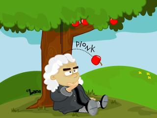 Hukum newton tentang gravitasi