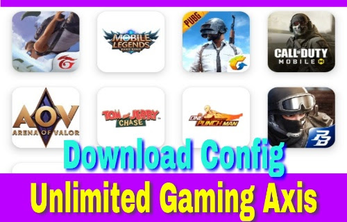 Download Config Internet Gratis Axis Gaming