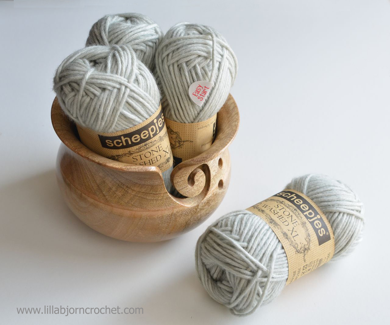 Stone Washed XL yarn by Scheepjes