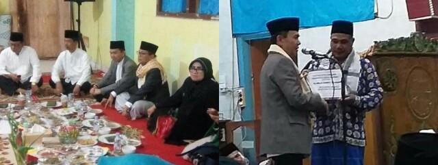 Bupati Kerinci Adirozal Dampingi Gubernur Jambi Lakukan Safari Ramadhan di Pulau Tengah