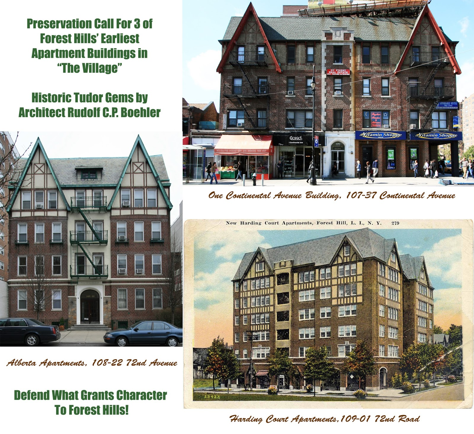 Forest Hills Was Named In 1906 By Cord Meyer Development Company And The Heart Of Neighborhood North Gardens Stands A Large
