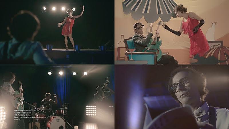 Emilio Martini & Natural Trío - ¨Mambo Espagueti¨ - Videoclip - Dirección: Katy Díaz - Giselle Fuentes. Portal del Vídeo Clip Cubano