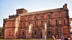 Famous Church In Goa