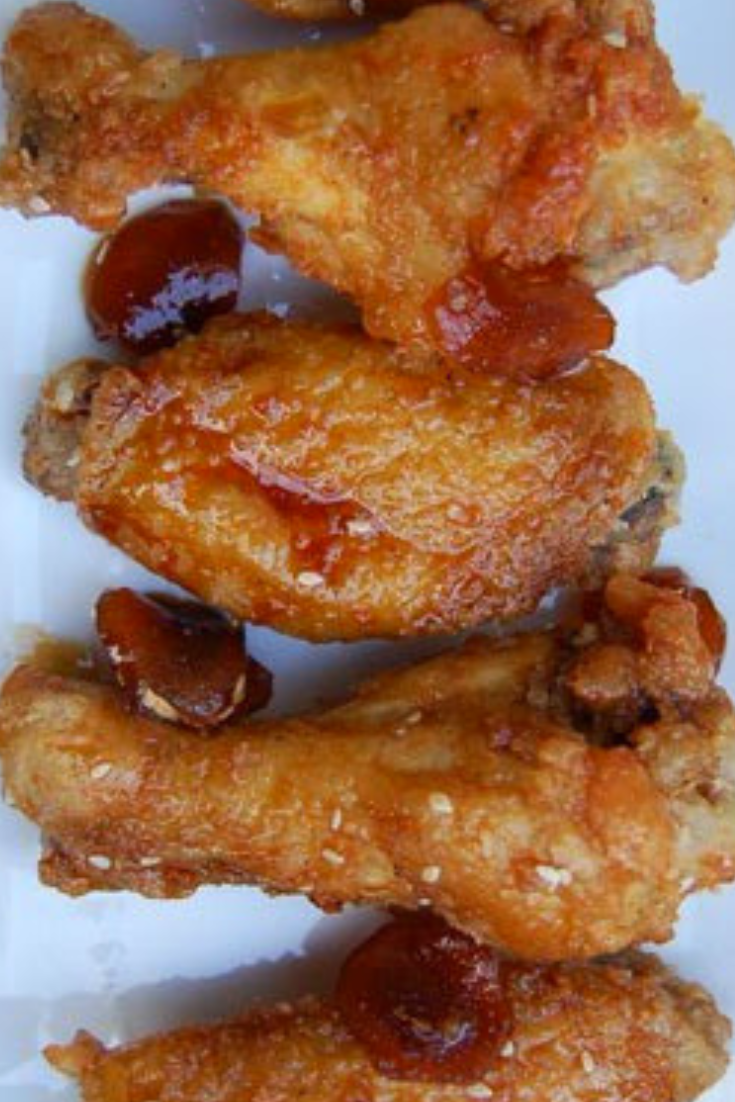 Korean Chicken Fried