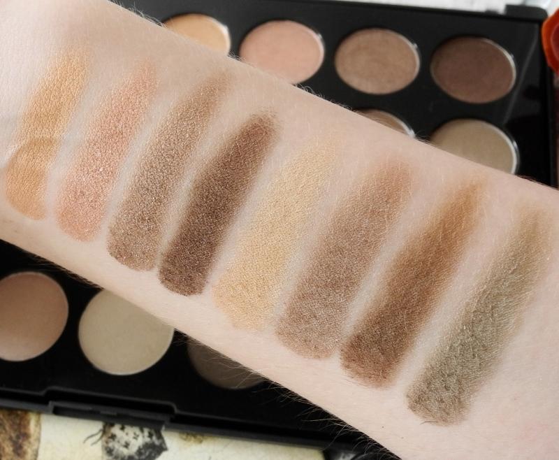 Essential Eyes 28 Color Eyeshadow Palette by BH Cosmetics #14