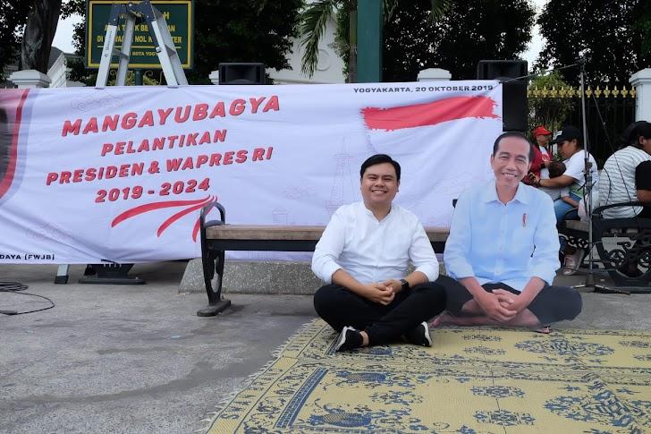 Relawan Jokowi Bantul : 5 Tahun Jokowi Beri Bukti