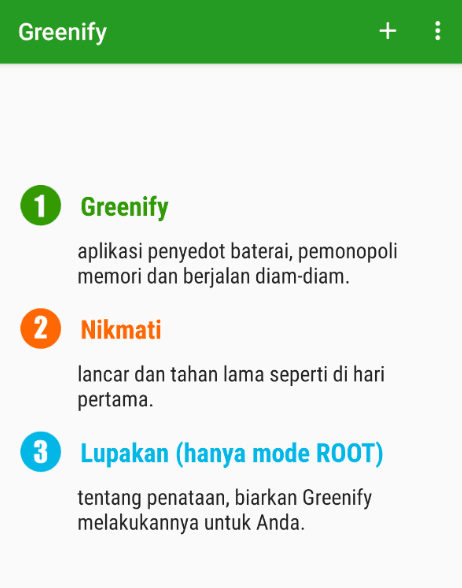 Greenify HP