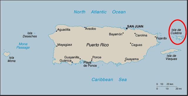 Como llegar a la Isla Culebra