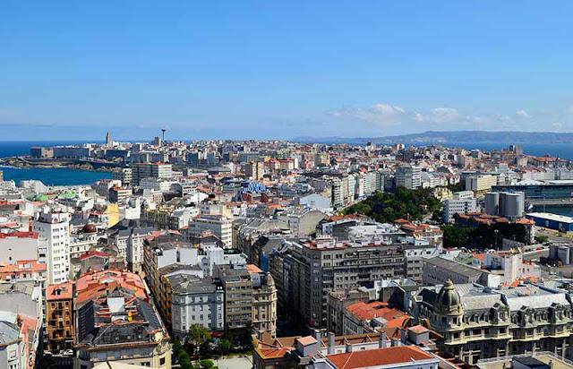 Ensanche de A Coruña