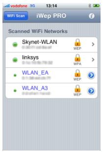Top 3 WiFi Passwords Breaking iPhone/iPad Apps - The Genesis