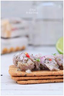 Ceviche. Ceviche de atún fresco. Como hacer Ceviche en 3 pasos.