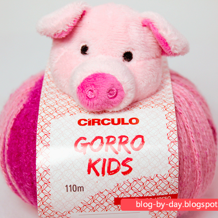 Fio Gorro Kids da Círculo