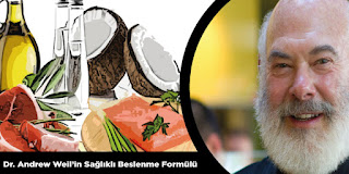 Dr. Andrew Weil'in Sağlıklı Beslenme Formülü