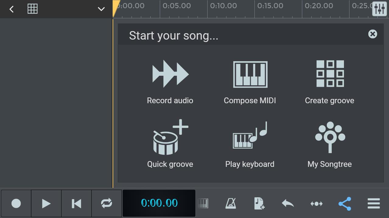 Cara Rekaman Pakai N Track Studio