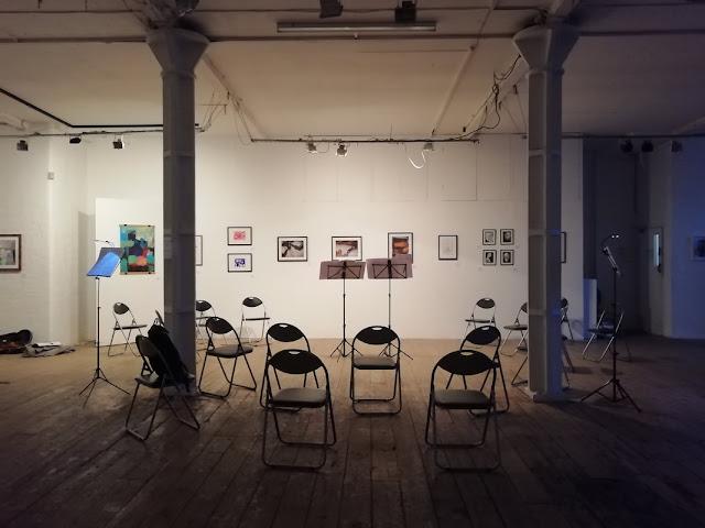 Artisti con brio at Candid Arts Gallery