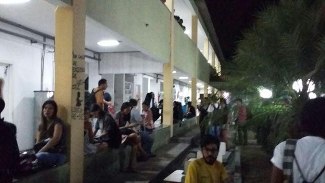 Estudantes ocupam campus da Ufma