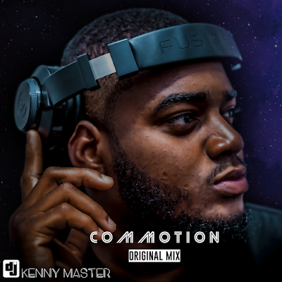 Dj Kenny Master - Commotion (Original Mix)
