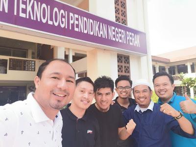 Bengkel Hasilkan Video PdPc di BTPN Perak; CikgooTUBE Bakal Trending!