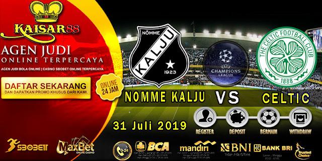 Prediksi Bola Terpercaya Liga UEFA Champions Nomme Kalju vs Celtic 31 Juli 2019