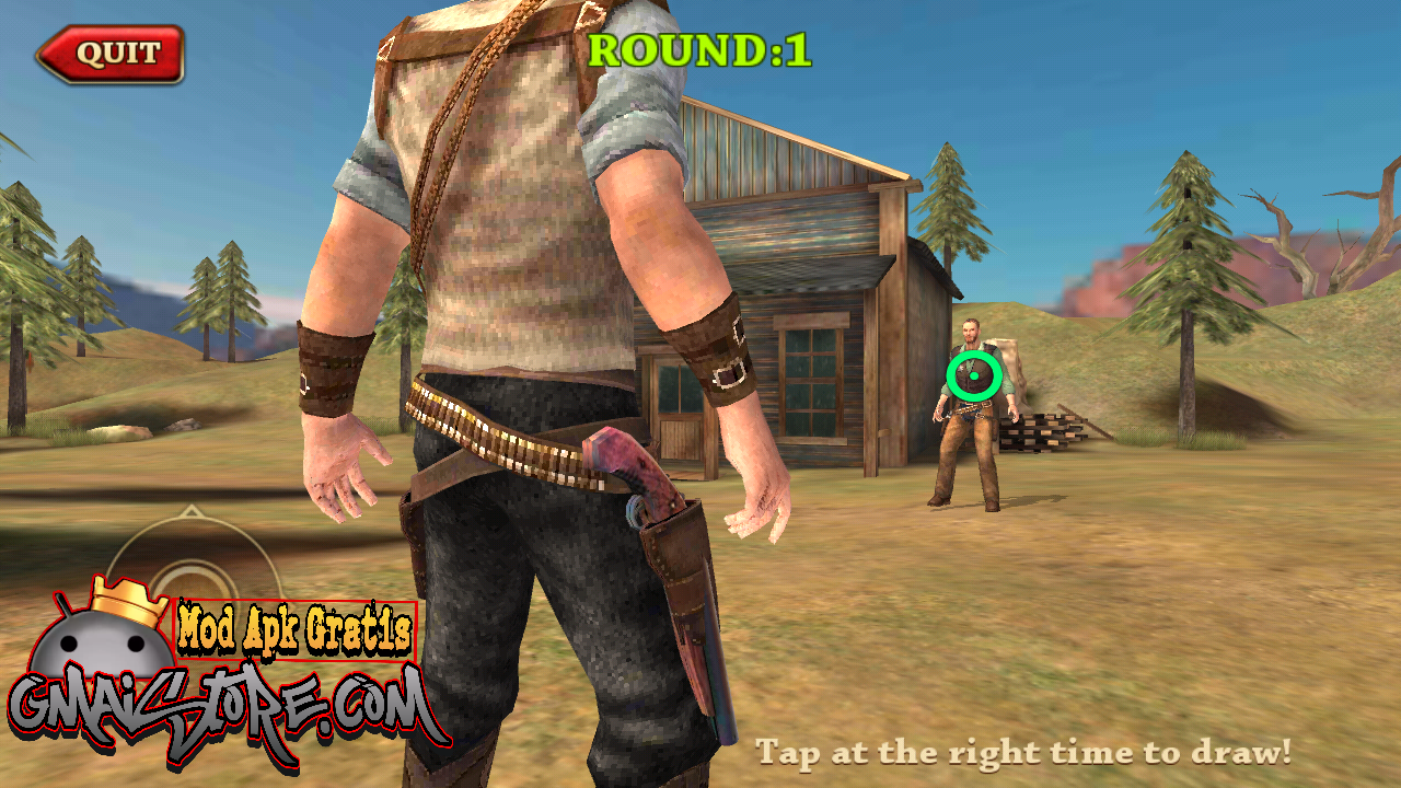 download West Gunfighter MOD APK terbaru
