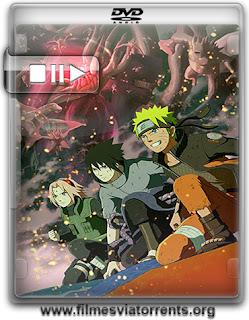 Naruto Shippuden 17ª Temporada Torrent - DVDRip