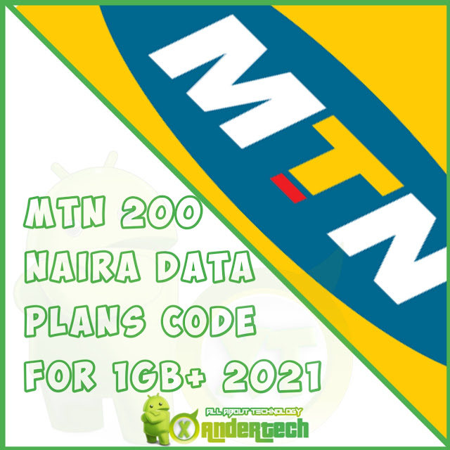 How to Get MTN 1GB For 200 Naira