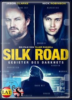 Silk Road (2021) FULL HD 1080P LATINO/INGLES