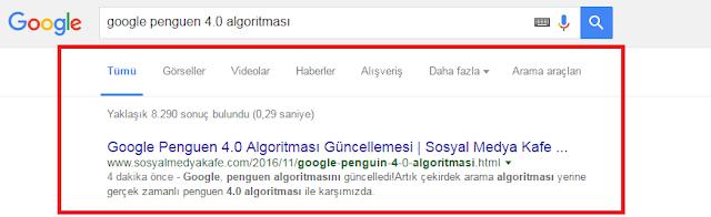 Penguen 4. 0 Google