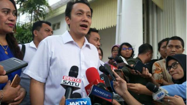 Isu Jokowi Tak Hadiri E-Sports PKPI karena di Diskotek, Diaz Bantah
