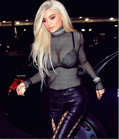 Kylie Jenner stepped out for her sister, Kendall