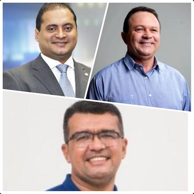Para a Procuradoria Regional Eleitoral, Lahesio Bonfim, Weverton Rocha e Carlos Brandão realizaram propaganda eleitoral antecipada.