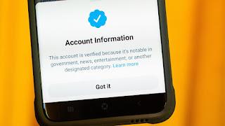 Twitter Verifies Fake Accounts