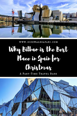 Why Bilbao is the best place in Spain for Christmas (For Pinterest)