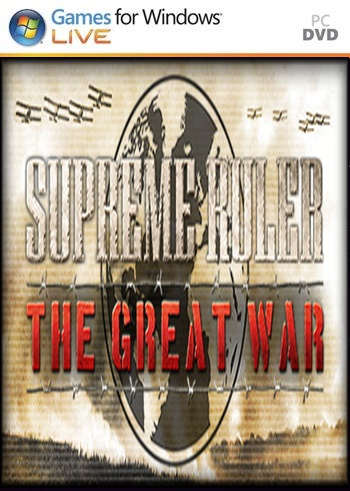 Supreme Ruler The Great War PC Full Español