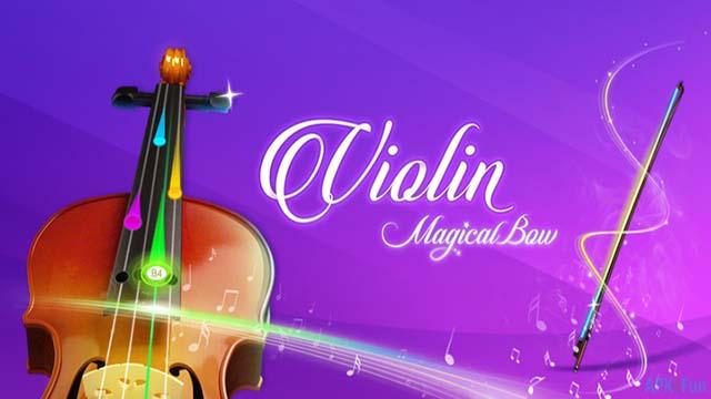 Violin : Magical Bow - Aplikasi Alat Musik Terbaik Untuk Smartphone Android
