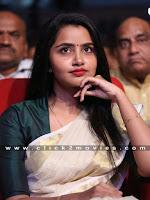 Anupama Parameshwaran at A Aa Movie Audio Release