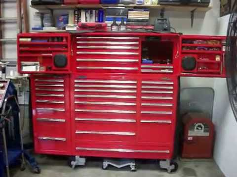 The Metal Shop Vintage MAC Tool Box Refurbished