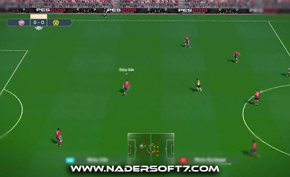 تحميل لعبه  PES 2010 كالمه للكمبيوتر مجانا من مديا فير