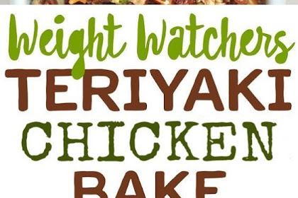 Teriyaki Chicken Bake Recipe