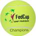 Fed cup Champions- Winners  List