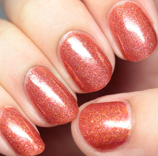 Top Shelf Lacquer Apple Pumpkintini
