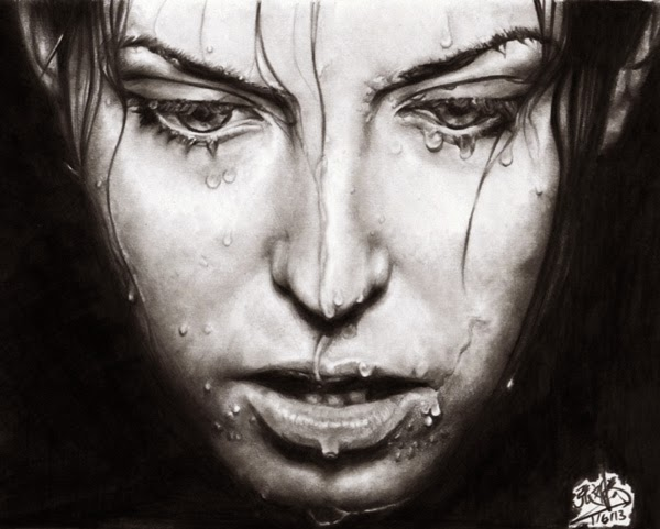 Beautiful Pencil Drawings by David Chong