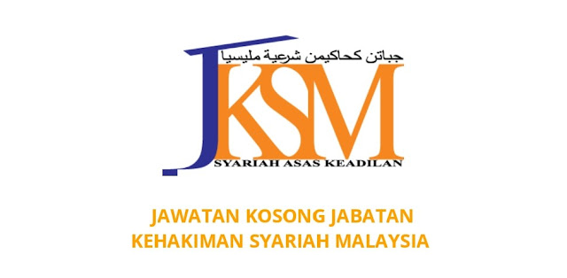 Jawatan Kosong Jabatan Kehakiman Syariah Malaysia 2021